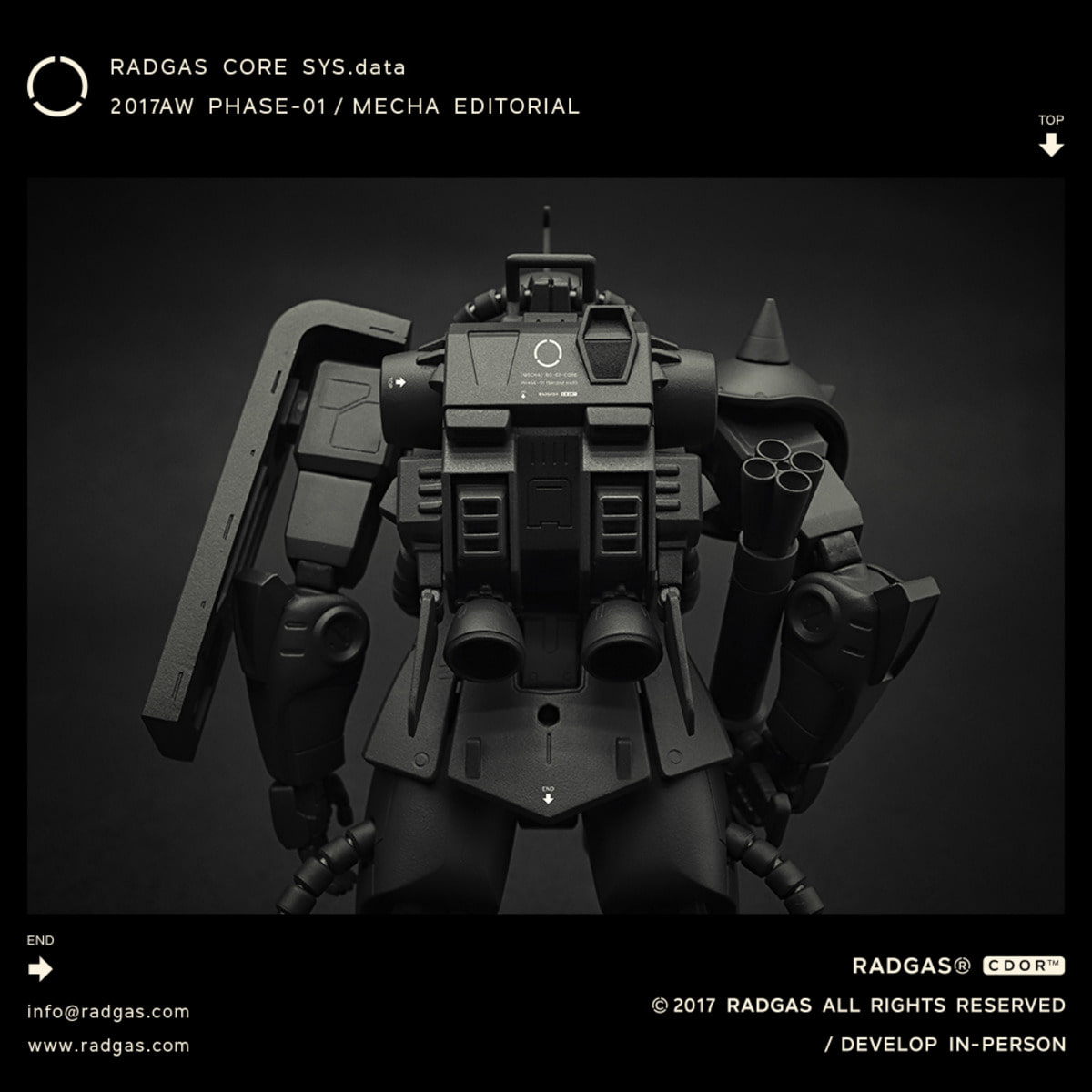 CORE SYS.data [PHASE-01] / MECHA
